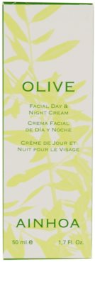 Ainhoa Olive Tages und Nachtkrem 2