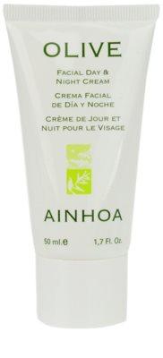 Ainhoa Olive Tages und Nachtkrem
