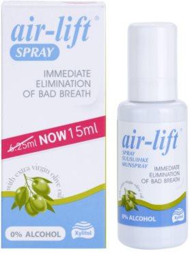Air-Lift Dental Care спрей   від неприємного запаху з рота 2