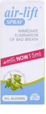 Air-Lift Dental Care спрей   від неприємного запаху з рота 3