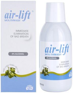 Air-Lift Dental Care elixir bocal contra mau hálito 1