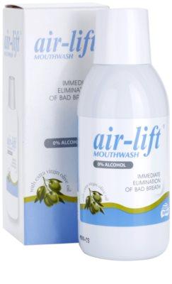 Air-Lift Dental Care elixir bocal contra mau hálito 3