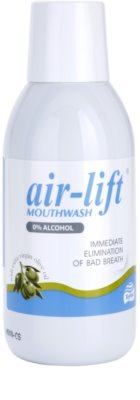 Air-Lift Dental Care enjuague bucal contra el mal aliento