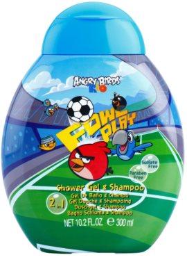 Air Val Angry Birds Duschgel für Kinder