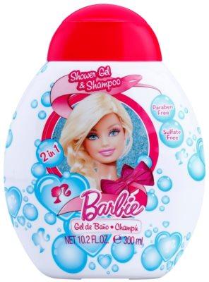 Air Val Barbie sprchový gél pre deti