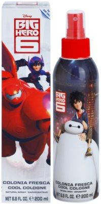 Air Val Big Hero 6 spray corporal para niños