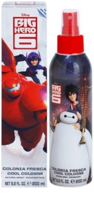 Air Val Big Hero 6 testápoló spray gyermekeknek