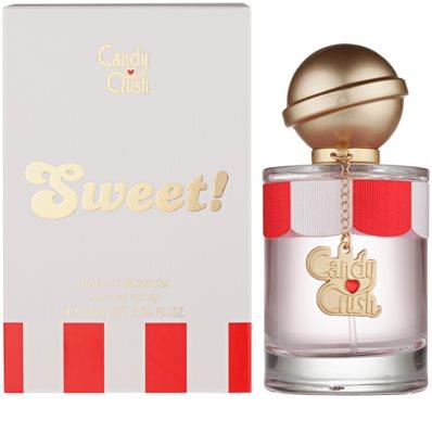 Air Val Candy Crush Sweet Eau de Parfum für Kinder