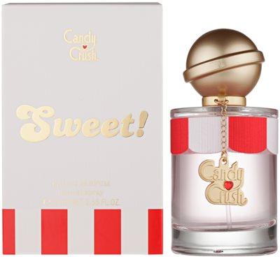 Air Val Candy Crush Sweet Eau de Parfum para crianças