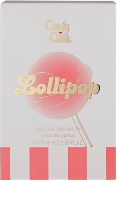 Air Val Candy Crush Lollipop Eau de Toilette pentru copii 4