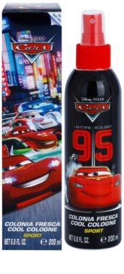 Air Val Cars testápoló spray gyermekeknek