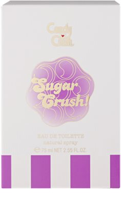 Air Val Candy Crush Sugar Crush Eau de Toilette für Kinder 4
