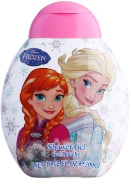 Air Val Frozen gel de ducha para niños