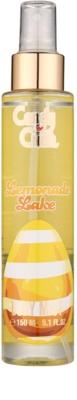 Air Val Candy Crush Lemonade Lake spray de corpo para crianças