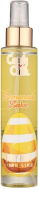Air Val Candy Crush Lemonade Lake spray pentru corp pentru copii