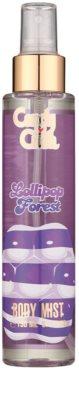 Air Val Candy Crush Lollipop Forest pršilo za telo za otroke