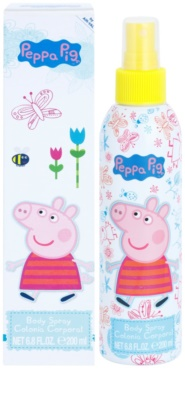 Air Val Peppa Body Spray For Kids