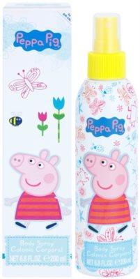 Air Val Peppa Körperspray für Kinder