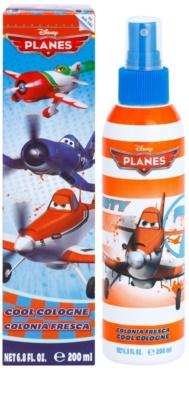 Air Val Planes pršilo za telo za otroke