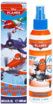 Air Val Planes tělový sprej pro děti