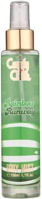 Air Val Candy Crush Rainbow Runway tělový sprej pro děti