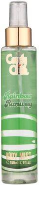 Air Val Candy Crush Rainbow Runway testápoló spray gyermekeknek