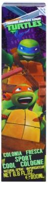 Air Val Turtles Körperspray für Kinder 3