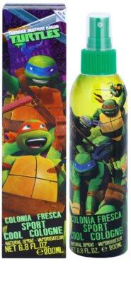 Air Val Turtles spray corporal para niños