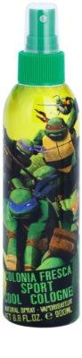 Air Val Turtles Körperspray für Kinder 1