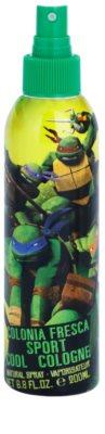 Air Val Turtles Körperspray für Kinder 2
