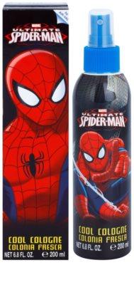 Air Val Ultimate Spiderman testápoló spray gyermekeknek
