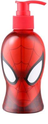 Air Val Ultimate Spiderman gel de ducha para niños   2 in 1
