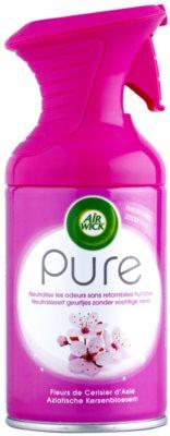 Air Wick Pure Cherry Blossom spray lakásba
