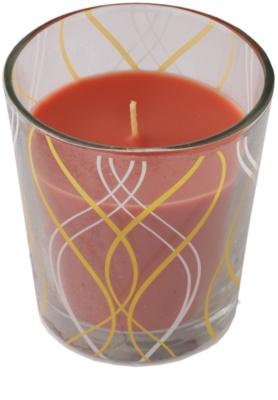 Air Wick Essential Oil Deco Sugar Apple & Warm Cinnamon vonná svíčka 1