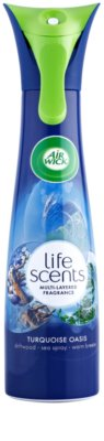 Air Wick Life Scents Turquoise Oasis spray para el hogar