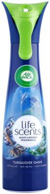 Air Wick Life Scents Turquoise Oasis spray pentru camera