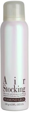 AirStocking Diamond Legs tonizáló harisnya spray formában SPF 25