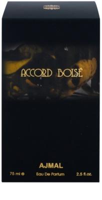 Ajmal Accord Boise Eau de Parfum para homens 3