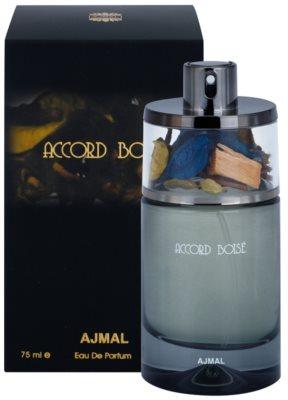 Ajmal Accord Boise Eau de Parfum para homens 1