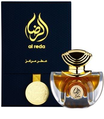Ajmal Al Reda parfüm unisex 1