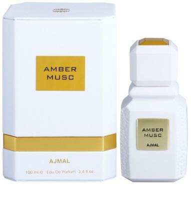 Ajmal Amber Musc parfémovaná voda unisex