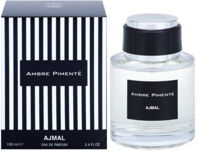 Ajmal Ambre Pimente Eau de Parfum unisex