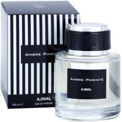 Ajmal Ambre Pimente Eau de Parfum unisex 1