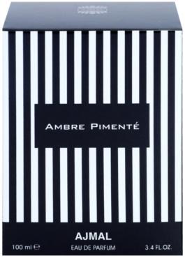 Ajmal Ambre Pimente Eau de Parfum unisex 4