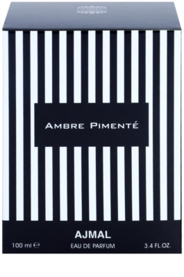 Ajmal Ambre Pimente parfumska voda uniseks 4