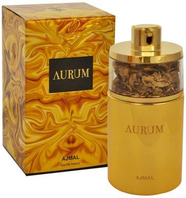 Ajmal Aurum eau de parfum para mujer
