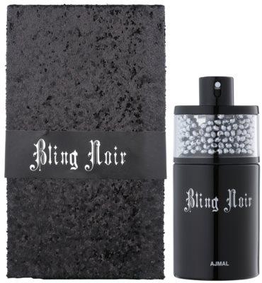 Ajmal Bling Noir Eau de Parfum para mulheres