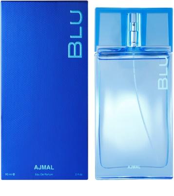 Ajmal Blu eau de parfum férfiaknak