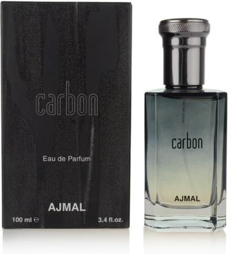 Ajmal Carbon eau de parfum férfiaknak