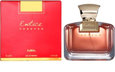 Ajmal Entice Forever Eau de Parfum para mulheres